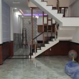 Nhà cần bán hẻm 1/ Huỳnh Văn Nghệ, P12, Gò Vấp DT: 4x15m, đúc 1 tấm, gồm 2PN, 2WC, giá 4 tỷ 570tr