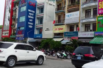 Cho thuê nhà chính chủ MT 87 D2, Bình Thạnh, DT 8x20m, 1 trệt 3 lầu, giá 100 tr/th. LH chính chủ