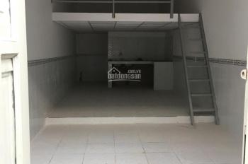 Nhà cho thuê nguyên căn 4x10m, giá 3tr/th