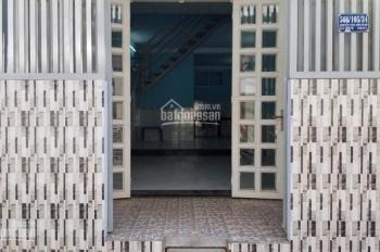Cho thuê nhà ở Nguyễn Thái Sơn, P5, hẻm xe hơi, DT 86m2