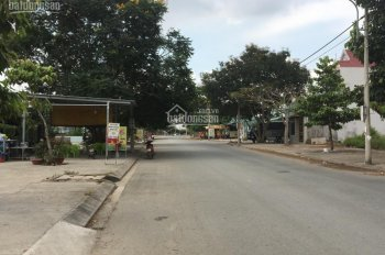 Bán đất thổ cư chợ Long Cang, Huyện Cần Đước Long An, DT 6x20m, sổ hồng riêng, LH: 0918551010