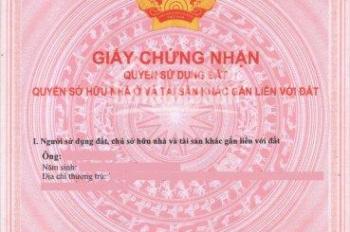 Bán nhà kế bên Thế Giới Di Động, ngay ngã tư Tạ Quang Bửu + Quốc Lộ 50. DT: 3mx25m, giá: 9.8 tỷ