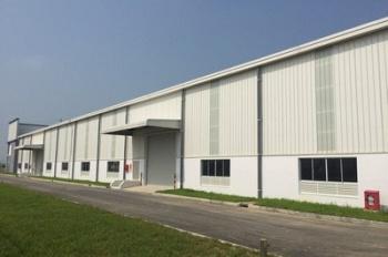 Cho thuê nhà xưởng DT: 4000 m2, giá: 250 tr/tháng, MT An Dương Vương, Bình Tân