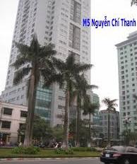 Bán gấp căn hộ chung cư M5 Nguyễn Chí Thanh, DT 133m2, 3PN