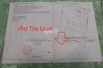 Bán đất ngay chợ Túy Loan - có sổ - bê tông 5m - cách chợ 50m