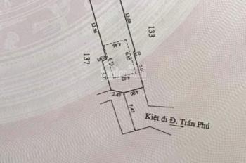 Cần bán 114m2 đất kiệt 199 đường Trần Phú - P. Phước Vĩnh - TP Huế cách đường chỉ 50m