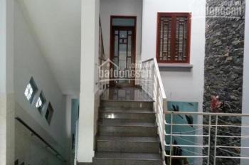 Nhà MT nguyên căn 22 Lâm Văn Bền, Q. 7. DT: 8x30m, 3 lầu, 1 tầng hầm, 8 PN, 9 vệ sinh