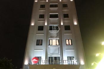 Chính chủ gửi bán tòa nhà MT Lý Tự Trọng, P. Bến Nghé, quận 1. DT: 10.23 x 21.47m, hầm, 9 tầng