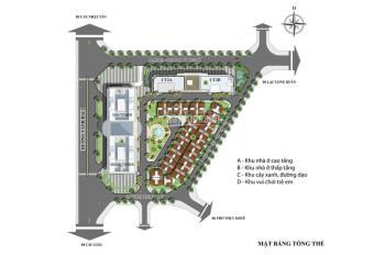 Tây Hồ Residence - PP trực tiếp căn 2PN/76m2/3 tỷ - 3PN/95m/4 tỷ, full nội thất, tặng 120tr, CK 5%
