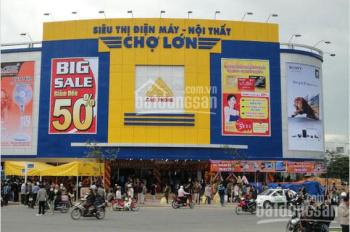 Bán đất mặt tiền Nguyễn Hữu Thọ, gần siêu thị điện máy Chợ Lớn