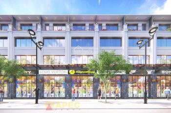 Cần sang nhượng lại shophouse Apec Mandala nội bộ 70m2 giá tốt, LH ngay 0971789246