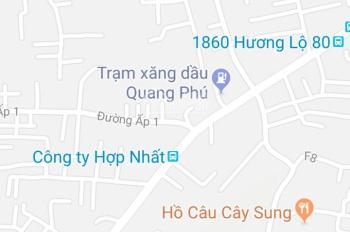 Nhà cho thuê nguyên căn 4x12m, Ấp 1B, xã Vĩnh Lộc A, Bình Chánh. LH 0984.161.171