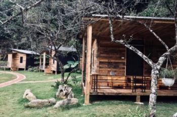 Bạn muốn xây dựng khu nghỉ dưỡng, muốn một nơi ở thoải mái tiện nghi tại Mộc Châu, Sơn La