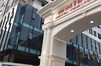 Bán căn hộ X01 và X02 tòa HH1 chung cư 90 Nguyễn Tuân. DT: 71.22m2, ban công Đông Nam, giá rẻ