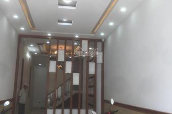 Bán gấp nhà mặt tiền mới xây Trịnh Đình Trọng, Tân Phú, DT 4mx16m, 3 tấm đẹp, giá: 9.7 tỷ TL