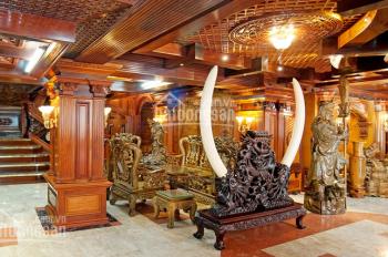 Bán biệt thự gỗ quý khu K300, P. 12, 14x24, hầm, 4 tầng