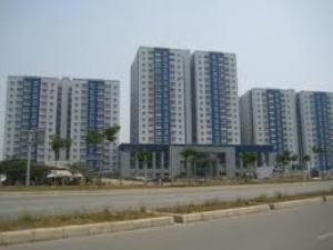 Bán chung cư Mỹ Thuận, Q. 8, Đại Lộ Đông Tây, diện tích 115m2