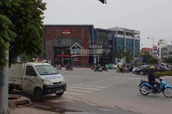 Bán nhà mặt phố Kim Ngưu, quận Hai Bà Trưng, 80m2, hơn 5 tầng, vỉa hè, MT rộng, giá chào 18 tỷ
