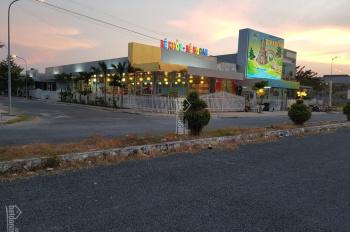 Bán 5 nền nhà (góc lớn) đường Nguyễn Tất Thành nối dài, khu bờ Bắc, TX Hồng Ngự. LH: 0913967192
