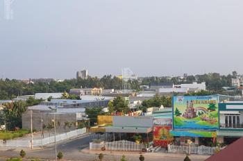 Bán 2 nền nhà, đường Nguyễn Tất Thành nối dài, khu bờ Bắc, TX Hồng Ngự. LH: 0913967192