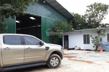 Cho thuê 1000m2 nhà xưởng tại Tương Giang, Từ Sơn, Bắc Ninh