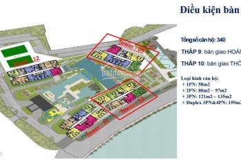 The Infiniti - Keppel Land liền kề Phú Mỹ Hưng mở bán giai đoạn 3 giá 50tr/m2
