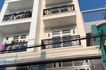 Nhà bán Hồ Học Lãm, An Lạc, Bình Tân, 4x15m, 2 lầu, 4.5 tỷ - 0915261263