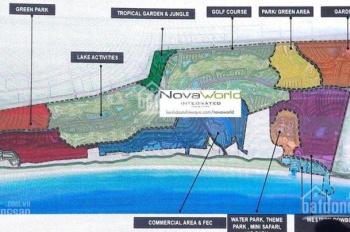 Mở bán đất nền nhà phố biển khu tổ hợp Novaworld ven biển, Phan Thiết 3.3 tỷ/nền. 0901364109