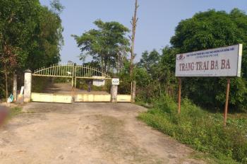 Chính chủ bán trang trại nuôi chồng thủy sản Thăng Bình, Quảng Nam. Lh 0987496468