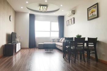 Chính chủ cần bán căn hộ chung cư 2 phòng ngủ Golden Palace Mễ Trì, dt 85m2, nội thất hiện đại