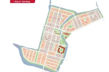 Bán đất sổ hồng nằm ngay ngã tư đẹp nhất KDC Vĩnh Phú 1, DT 132m2, 1.5 tỷ, liên hệ: 092201101 Đạt