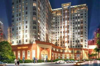 Chính chủ cần bán lại căn hộ tầng 8 chung cư Tô Ký Tower, 61m2, view Tô Ký