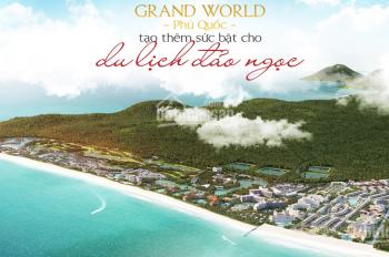 Bán đất xây dựng Hotel ngay Casino Grand World Phú Quốc