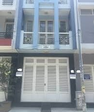 Cho thuê nhà phân lô ngõ 37 phố Trần Quốc Hoàn, DT 50m2 x 5 tầng, mặt tiền 4.5m ngõ vào rộng 8m