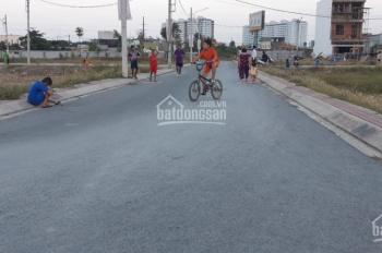 Bán đất 2 mặt tiền, quận Bình Tân, DT 7x18m, SHR. LH 0906 751 182, giá 3,9 tỷ/nền