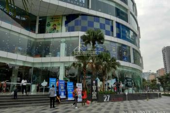 Cho thuê 163m2 mặt sàn thương mại tầng 1 chung cư cao cấp ở Lê Văn Lương, giá 1.04 triệu/m2/tháng
