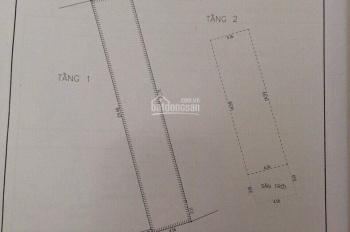 Cần bán nhà 2 tầng nở hậu MT đường Nguyễn Văn Thoại, Sơn Trà. LH: 0932502032