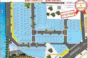 Bán đất khu dân cư Kim Phong mặt tiền Bình Mỹ, Củ Chi, 80m2