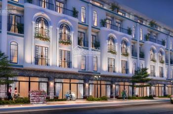 Nhà phố châu âu ngay tạ khu dân cư cao cấp Tạ Quang Bửu quận 8 mở bán mới. LH: 0917.642.951 Tuyết