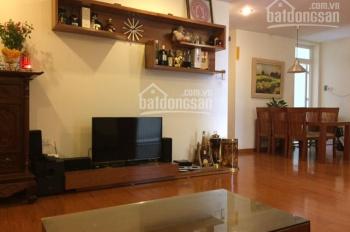 Bán căn hộ chung cư Richland Xuân Thủy, 3 phòng ngủ, giá 35 triệu/m2