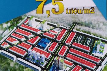 Đất nền KĐT Sao Mai - Nhựt Hồng mua nền liền tay, xây nhà ở ngay, thổ cư 100% - LH: 0939.326.793