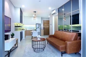 Cần bán căn hộ khách sạn 1PN, 1WC, nội thất cao cấp. Cách quận nhất 5 phút, LH: 0907705498