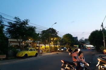 Đất biệt thự Phạm Văn Đồng mặt tiền Sông Sài Gòn DT 20x40m, đường 20m, ngay TTTM Giga Mall Thủ Đức