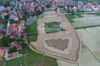 Đất nền trung tâm TP Bắc Ninh, giá chỉ 17tr/m2, sổ đỏ trao tay chiết khấu nên đến 6%