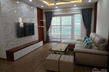 Cho thuê CHCC Hapulico, Thanh Xuân Complex (24T3) 3PN, 122.4m2, đủ đồ đẹp, 18tr/th. LH: 0914333842