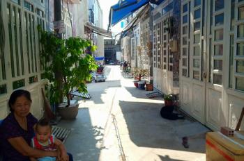 Bán nhà tặng toàn bộ nội thất 4x17m, nở hậu Vĩnh Lộc A - Bình Chánh