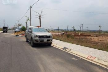 Đất nền khu công nghiệp Thái Hòa, Đức Hòa, diện tích: 5x18m(90m2), giá: 690tr, SHR, LH: 0936267933