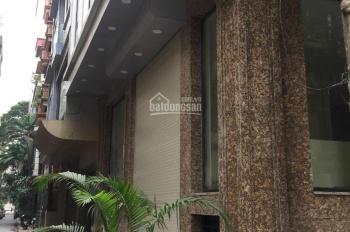 Cho thuê tòa nhà số 52B ngõ 25 Phạm Thận Duật 70m2 x 5,5 tầng, kinh doanh