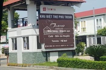 Bán đất biệt thự Tiamo lô góc đường số 1 vị trí đẹp nhất khu