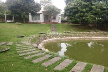 Bán đất đã có sẵn khuôn viên nghỉ dưỡng đẹp mê hồn tại Yên Bài, Ba Vì, Hà Nội